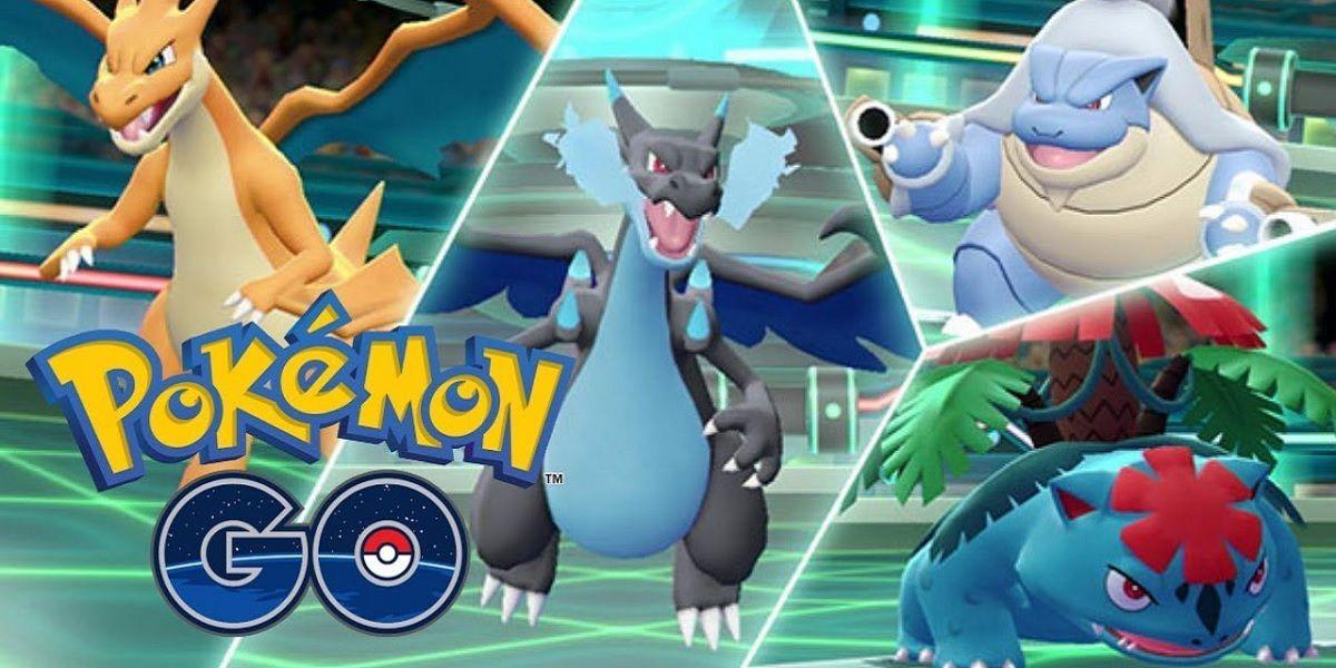 Pokemon GO lanza las Mega Evoluciones, acompañadas de nuevas apps