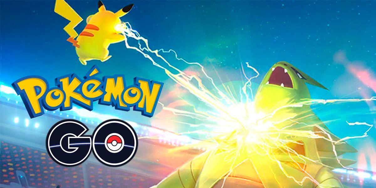 Pokémon GO multijugador realidad aumentada