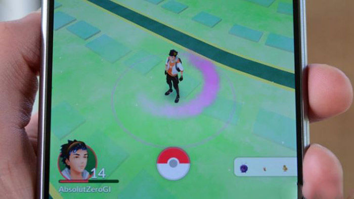 Pokémon Go no encontrado