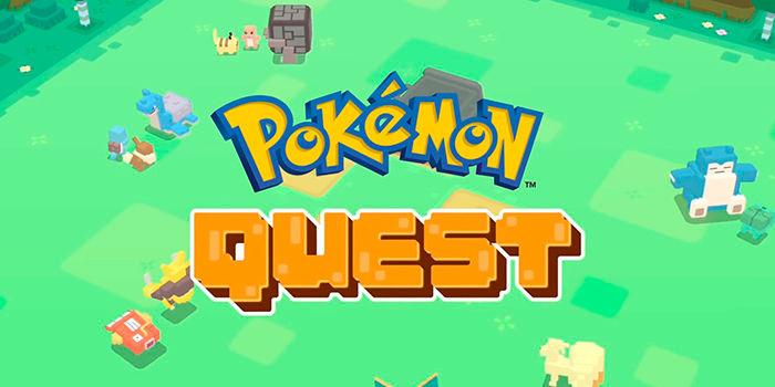 Pokémon Quest para Android