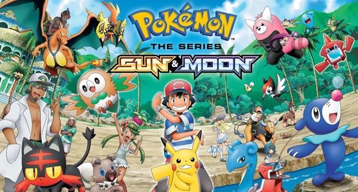 Pokémon Sol y Luna