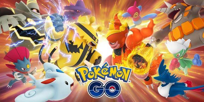 Pokémon de la region Sinnoh