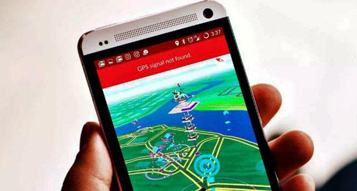 Pokemon Go GPS