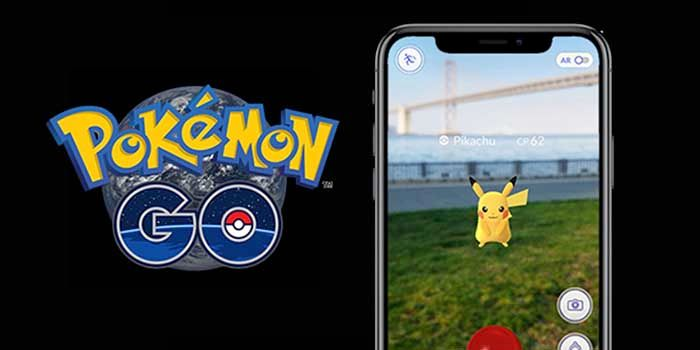 Pokemon Go compatible iPhone X