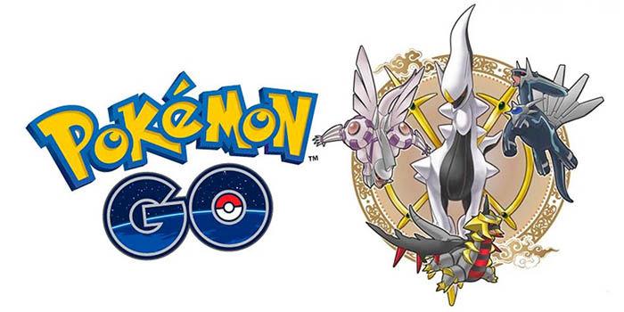Pokemon Go cuarta generación