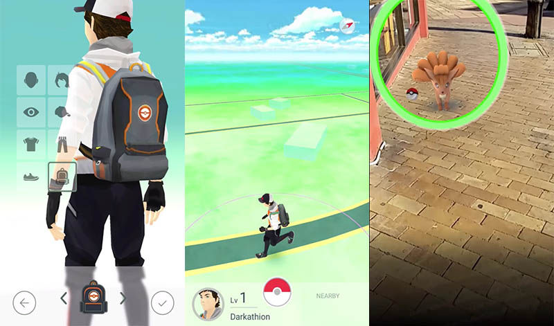 Pokemon Go en Android