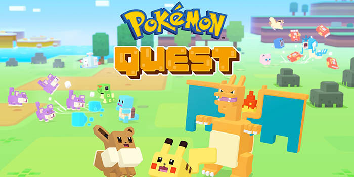 Pokemon Quest Google Play