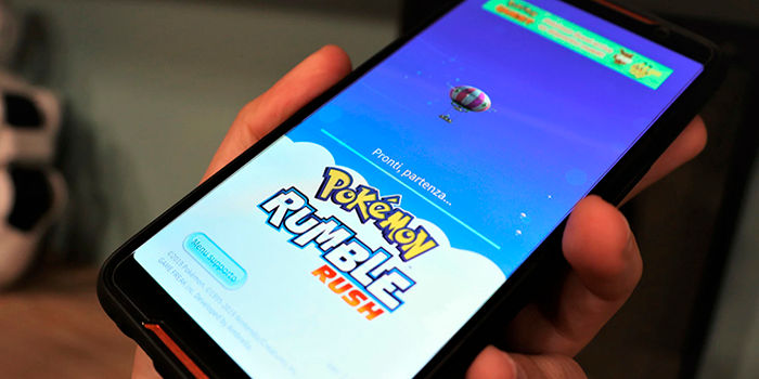 Pokemon Rumble Rush se cuelga solucion