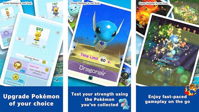 Pokemon Rumble para Android