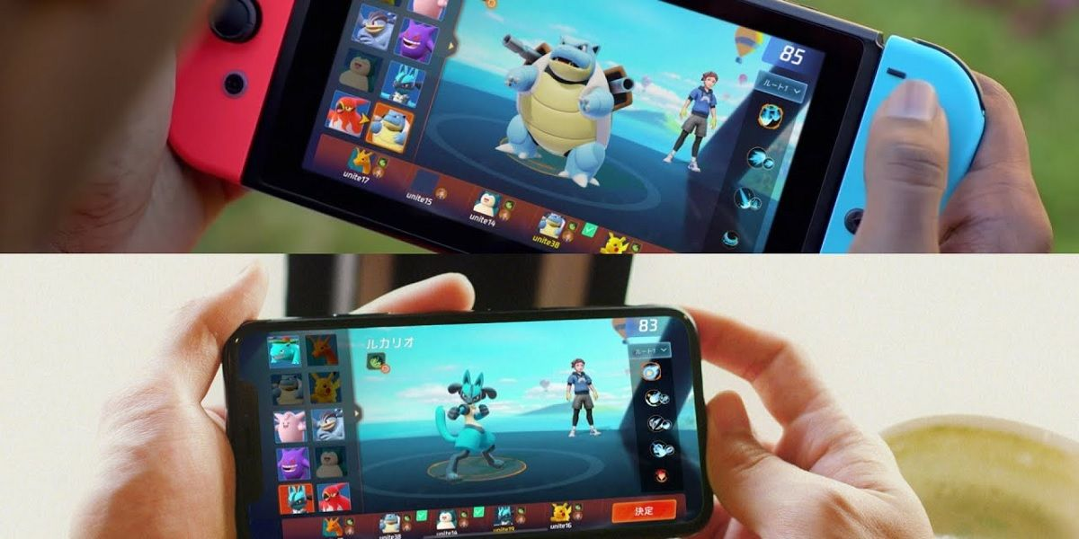 Pokemon UNITE, el nuevo MOBA para moviles Android e iOS