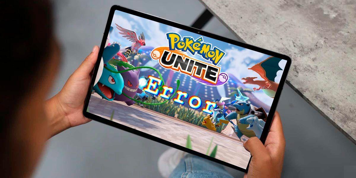 Pokemon UNITE no funciona movil Android solucion