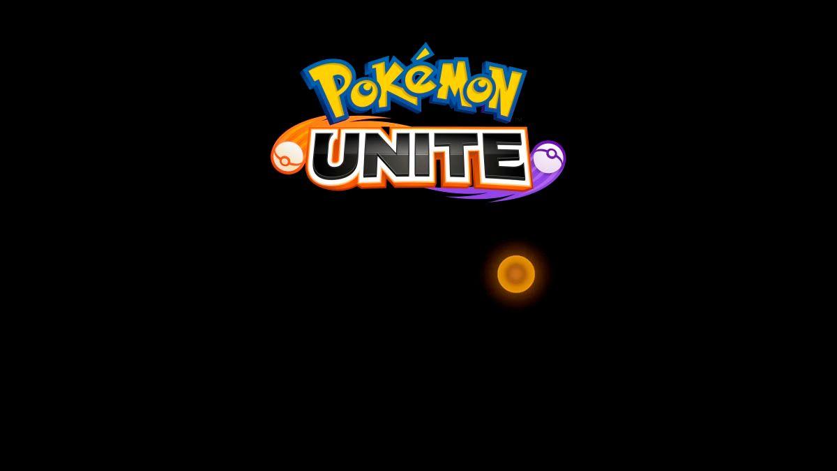 Pokemon UNITE pantalla negra solucion
