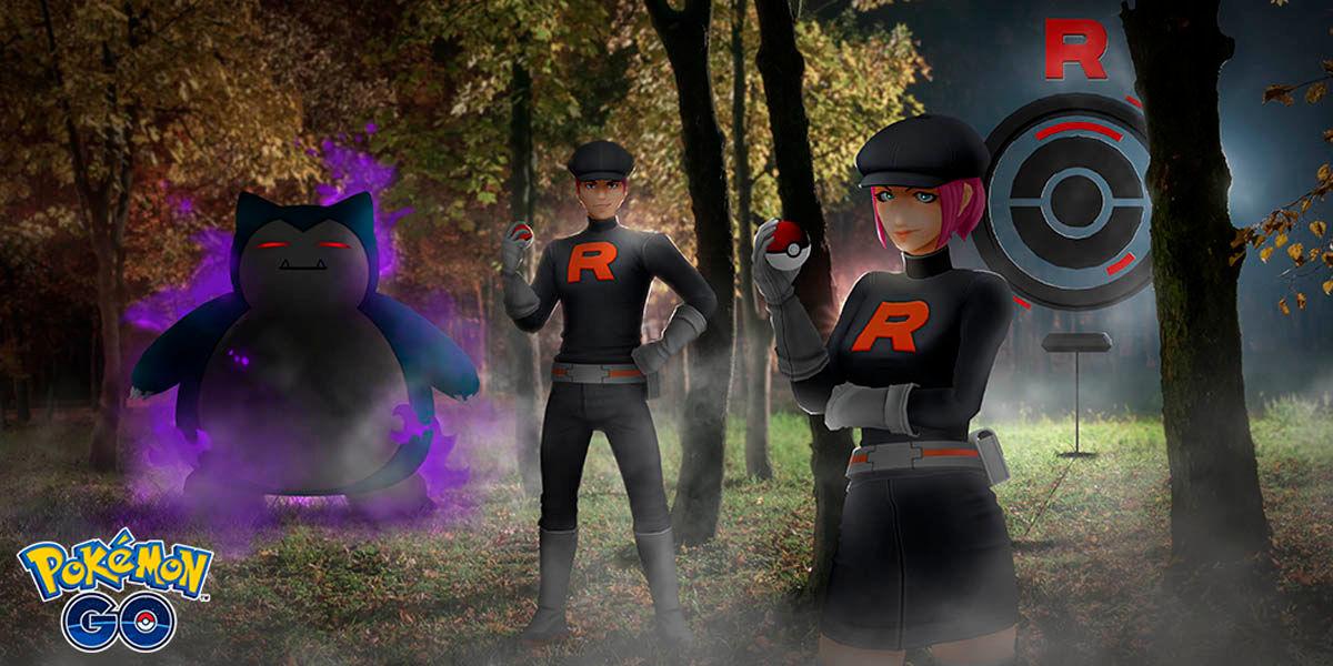 Consejos para enfrentarte al Team GO Rocket y premios por vencerlos