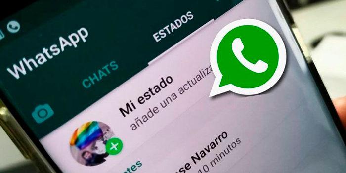 Poner gif de estado WhatsApp
