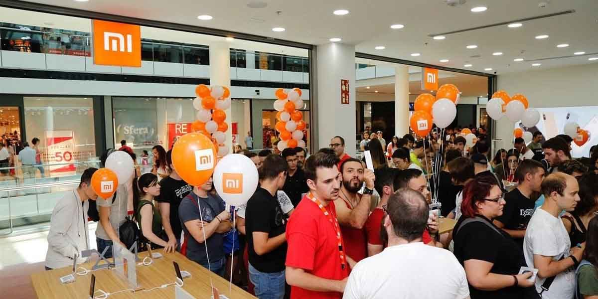 Popularidad de Xiaomi en España