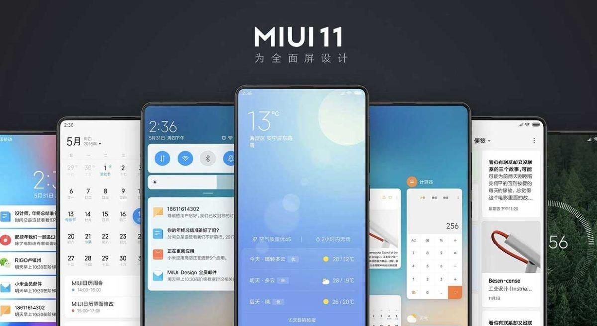 Por que Xiaomi Mi Mix 5G no actualizara a MIUI 11