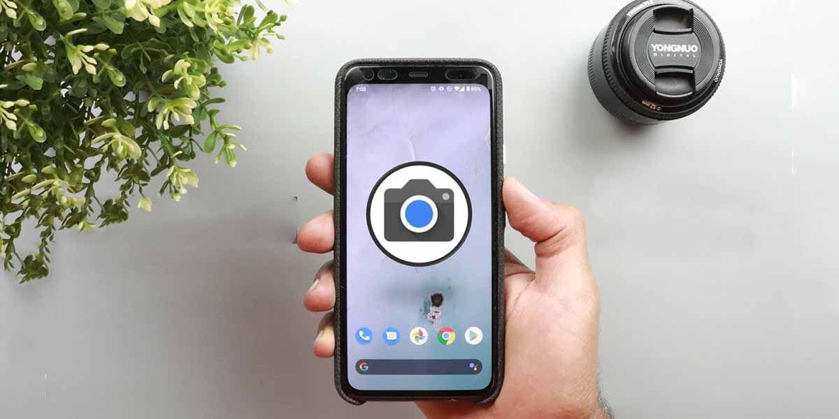 Por qué debes empezar a usar la cámara de Google