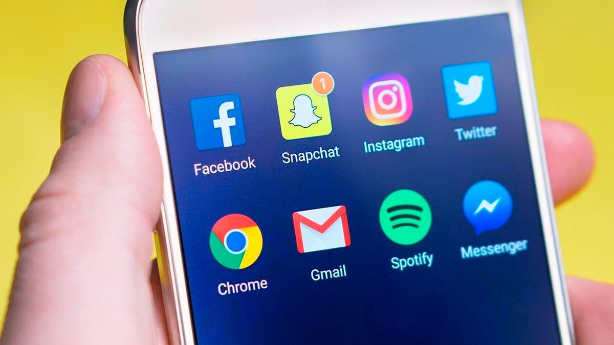 Por que Snapchat dice actualizando mensajes notificacion