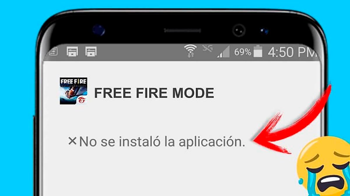 Porque aparece el error aplicacion no instalada Android