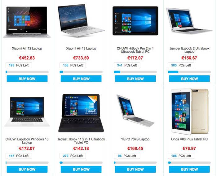 portatiles-oferta-gearbest-2016