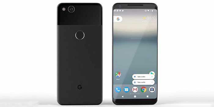 Posible Google Pixel 2 XL