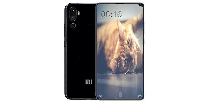 Posible Xiaomi Mi 9