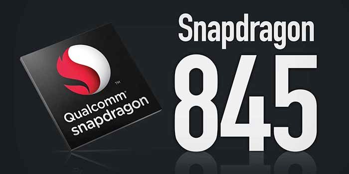Posible presentacion Snapdragon 845