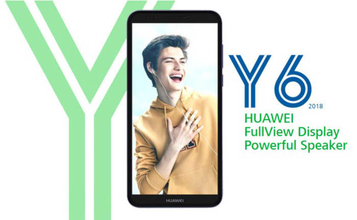 Precio Huawei Y6 2018
