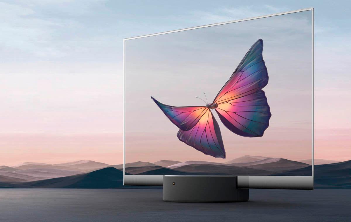 Precio televisor transparente Xiaomi
