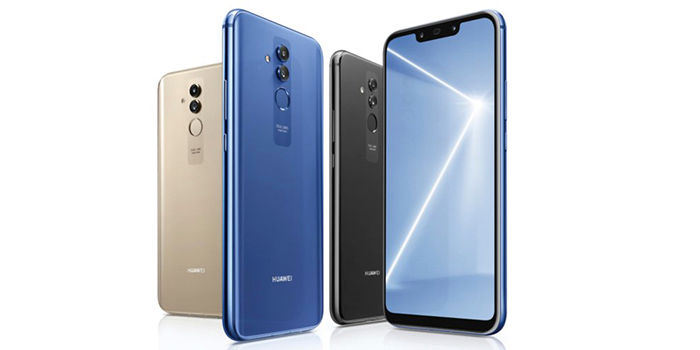 Precio y caracteristicas del Huawei Mate 20 Lite