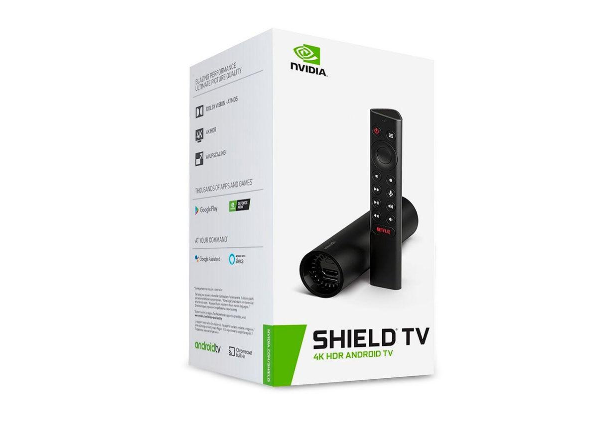 Precio y disponibilidad Nvidia Shield TV 2019 y Shield TV Pro