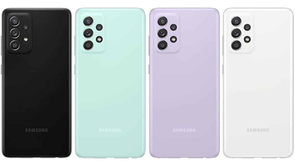 Precio y fecha de lanzamiento Samsung Galaxy A52s