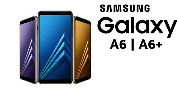 Precios del Galaxy A6 y A6+