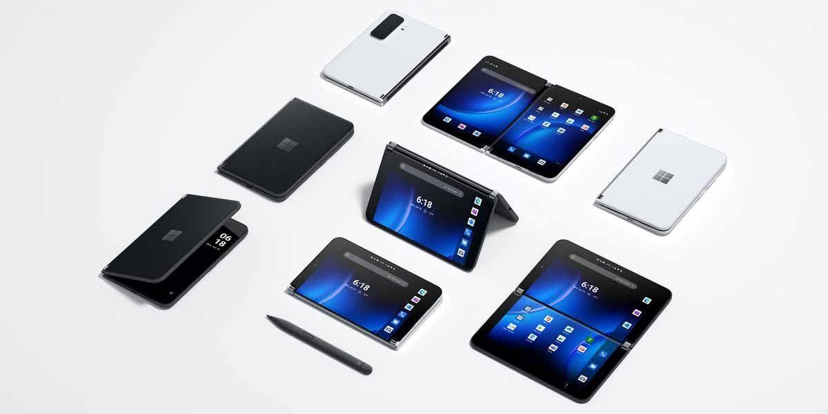 Precios disponibilidad Surface Duo 2