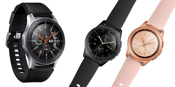 Precios y especificaciones del Samsung Galaxy Watch