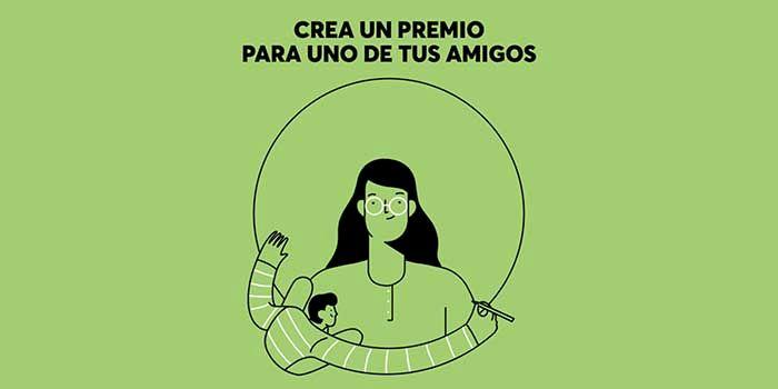 Premio Dia Amistad Facebook