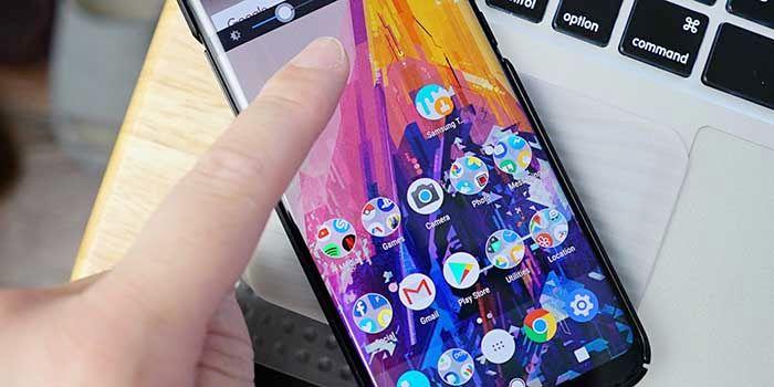 Preparar Galaxy S8 Oreo