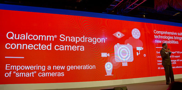 Presentación Snapdragon 700
