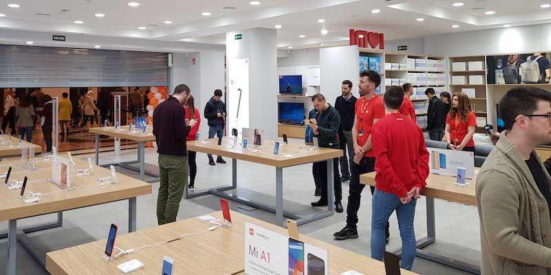 Presentación Xiaomi Mi Store Gran Vía 2