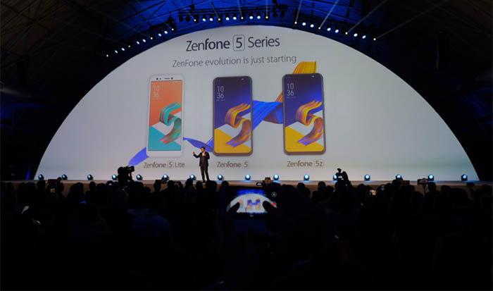 Presentacion ZenFone 5