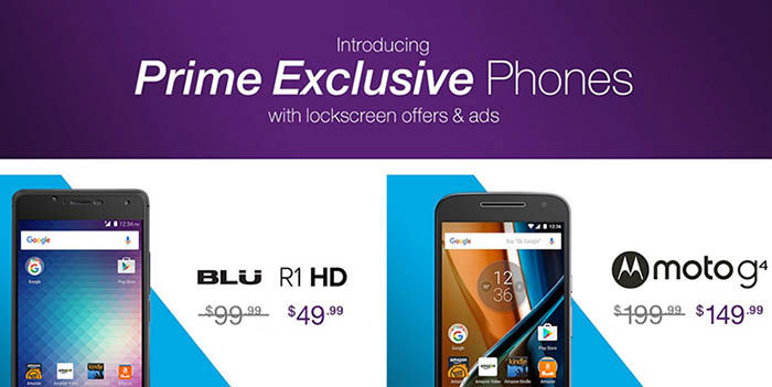 Prime Exclusive Moviles Amazon