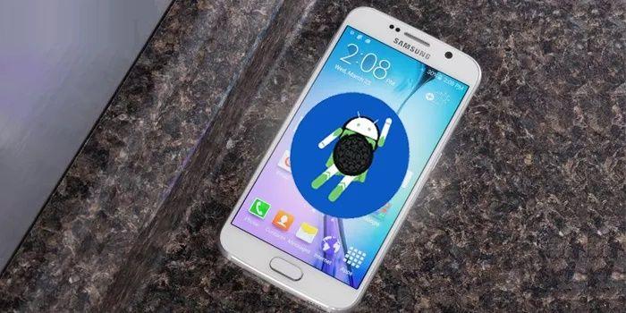 Primer Android Go de Samsung