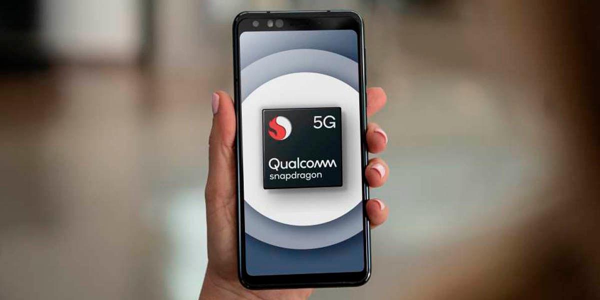 Primer benchmark Snapdragon 765G AnTuTu