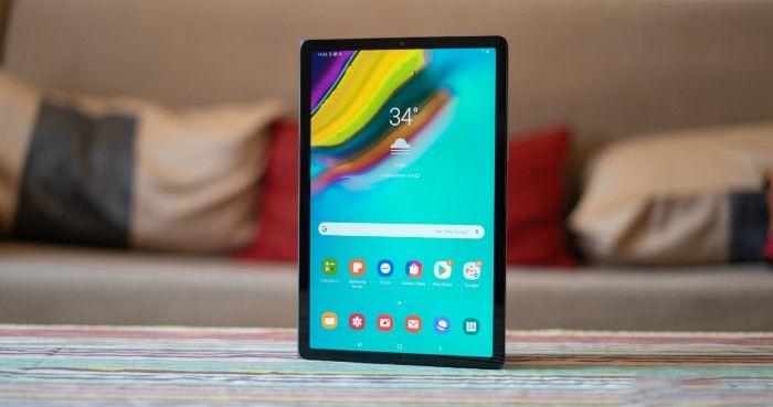 Primera Samsung tablet 5G del mundo