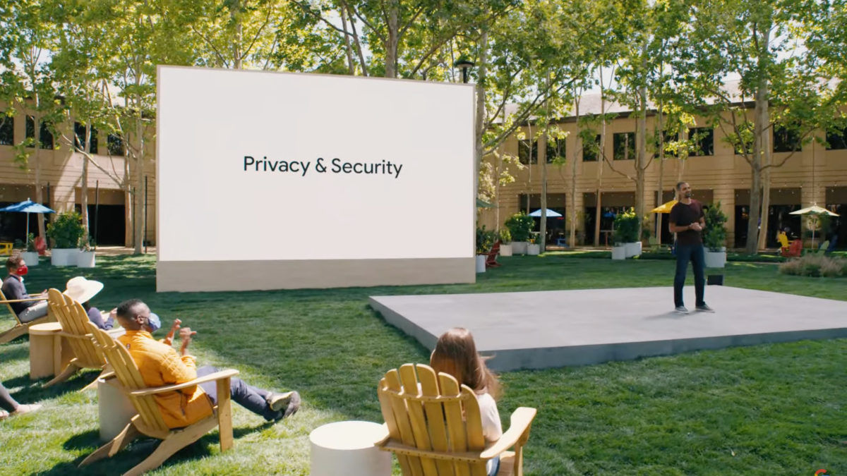 Privacidad en Android 12