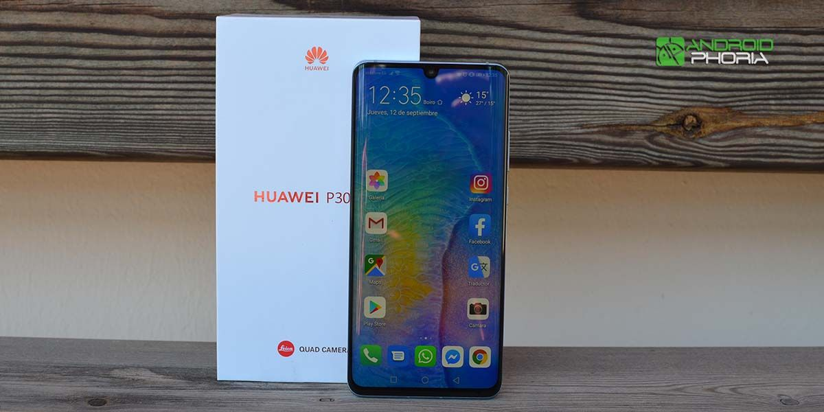 Probamos P30 Pro de Huawei medio ano