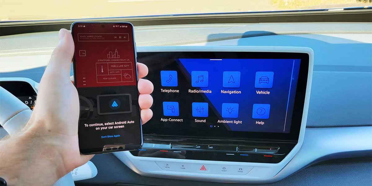 Probar Android Auto Beta