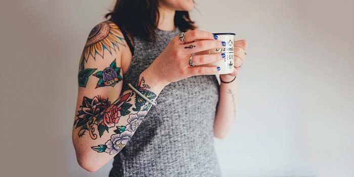 Probar tatuaje antes de hacerlo