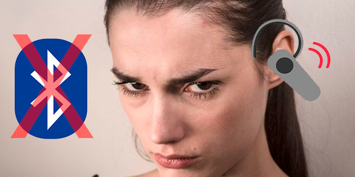 Problema: auriculares Bluetooth se desconectan solos