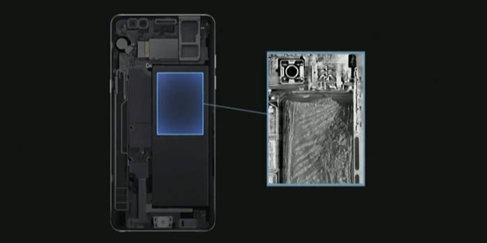 Problema bateria Note 7